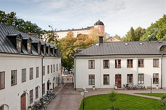 Grill family - The Grill manor, Uppsala