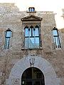 414 Palau de la Generalitat (València), torre nova, plaça de Manises.jpg
