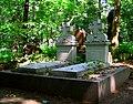 5266. Novodevichy cemetery. Grave of the engineer V.Ya. Nicolya.jpg