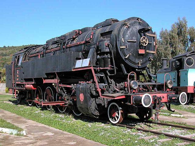 Çamlık Railway Museum
