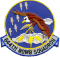 644th Bombardment Squadron - SAC - Emblem.png