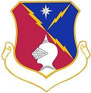 65th Air Division crest