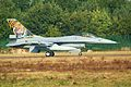 671 is an F-16AM from the Norwegian Air Force's 338 Skv..jpg