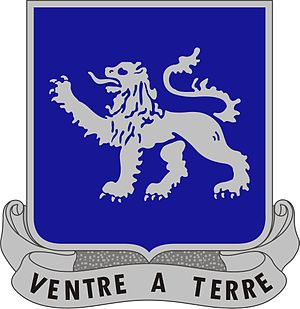 157th Infantry Brigade (United States) - Image: 68 Arm Rgt DUI