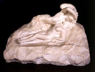 Sculpture by Auguste Rodin