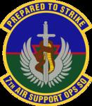 7 Air Support Operations Sq emblem.png