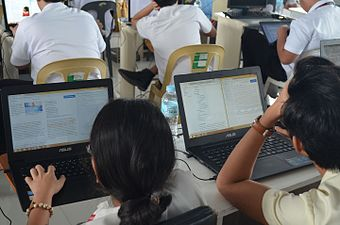7th Waray Wikipedia Edit-a-thon 27.JPG