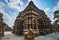 7th century Sri Kailashnathar Temple Kanchipuram Tamil Nadu India 01 (5).jpg