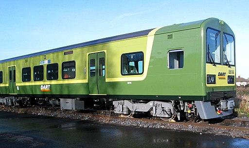 Dublin Area Rapid Transit DART