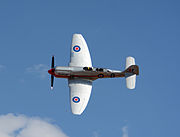 8 TMK Sea Fury N20SF Dreadnought 2014 gold race photo D Ramey Logan.jpg