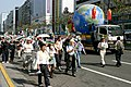 908 Taiwan Republic Campaign people and Fuso FM truck 20060318.jpg