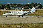 9A-JSC Cessna CitationJet CJ2 @GVA, September 2016.jpg