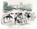 A.Gérardin (Paris en plein air, BUC, 1897). Les baigneurs de chevaux.jpg