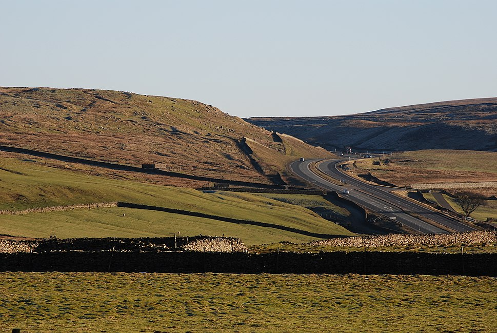 A66 Trunk Road England