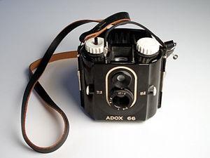 ADOX - ADOX 66 camera (1950)