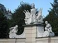AT-68612 Mauer und Eingang Südseite Belvedere Wien 09.JPG