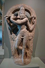 A 15th Century Hindu Art, Hindu deity Krishna, Asian Art Museum of San Francisco