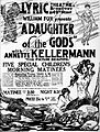 A Daughter of the Gods - newspaper - ad 1916.jpg