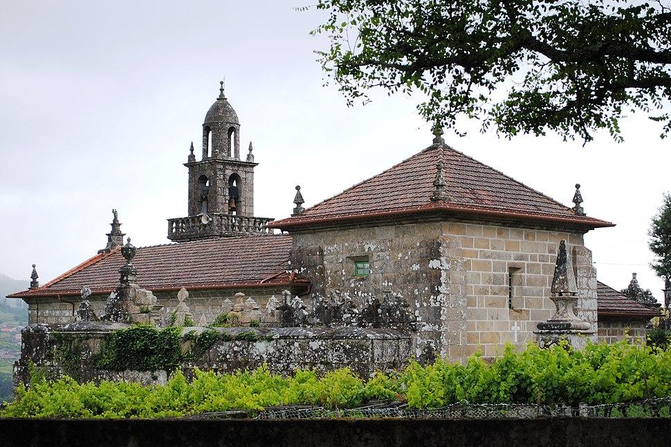 A Insua, igrexa
