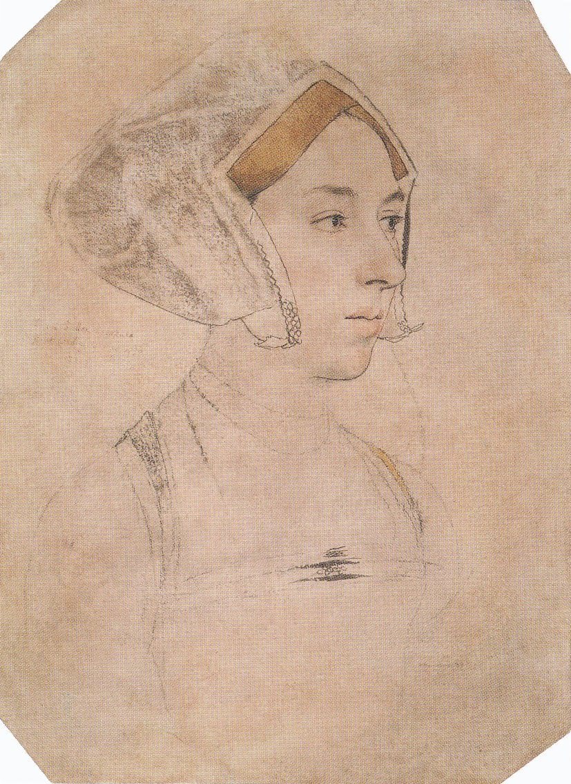 A Lady, called Anne Boleyn, by Hans Holbein the Younger