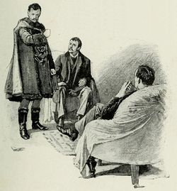 Image result for sherlock holmes a scandal in bohemia