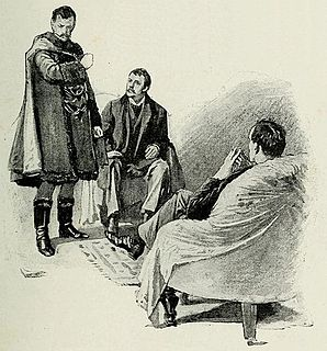 A Scandal in Bohemia 1891 short story by Arthur Conan Doyle
