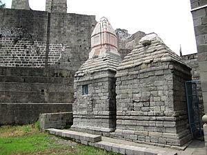 Kangra, Himachal Pradesh - Ambika Mata temple, Kangra Fort
