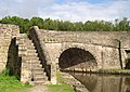 A Sunny Day at Bridge 61, Bugsworth Basin, Derbyshire - geograph.org.uk - 571202.jpg
