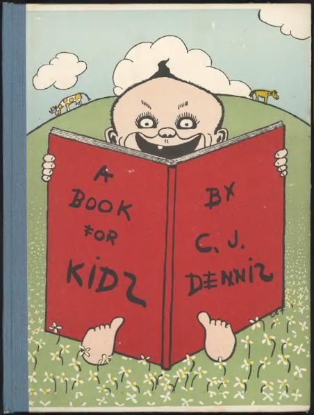 File:A book for kids (C. J. Dennis, 1921).djvu