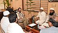 A delegation of MLC and Haj Committee members from Andhra Pradesh meeting the Minister of State for Minority Affairs (Independent Charge) and Parliamentary Affairs, Shri Mukhtar Abbas Naqvi, in New Delhi on May 03, 2017.jpg