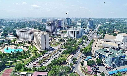 How to get to Accra with public transit - About the place