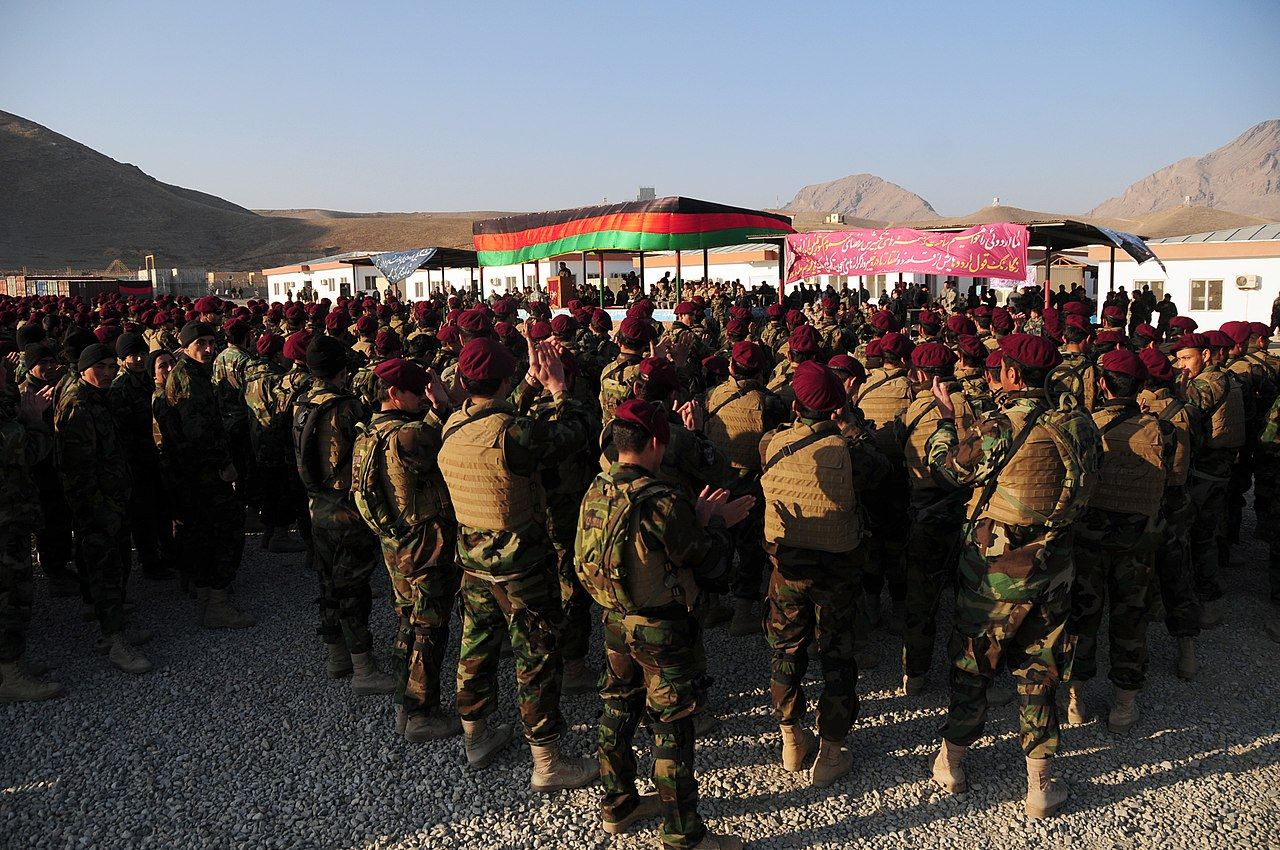 Taliban Patch