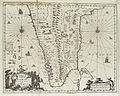 A map of India, showing Malabar, Madura and Cormeddel Wellcome L0038175.jpg