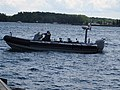 A police boat patrols Toronto's busy harbour, 2016 07 03 (14).JPG - panoramio.jpg
