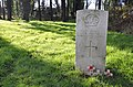 A rifleman's grave - Bridgend - geograph.org.uk - 1628833.jpg