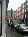 A very wet Marylebone Lane - geograph.org.uk - 1050490.jpg