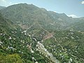 A view of Mandi town from eastern hills.jpg