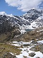 A view towards Glaslyn from the Pyg track - geograph.org.uk - 774395.jpg
