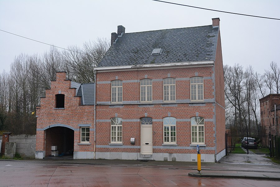 Brouwershuis, Aalstersestraat 4, Lebbeke