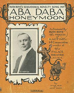 Aba Daba Honeymoon song performed by Debbie Reynolds