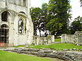 Abbaye de Jumièges 2008 PD 31.JPG