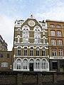 Abbots Court, Farringdon Lane, Clerkenwell - geograph.org.uk - 1771334.jpg