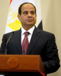 Sisi: Egypt willing to send stabilizing forces to future Palestinian State