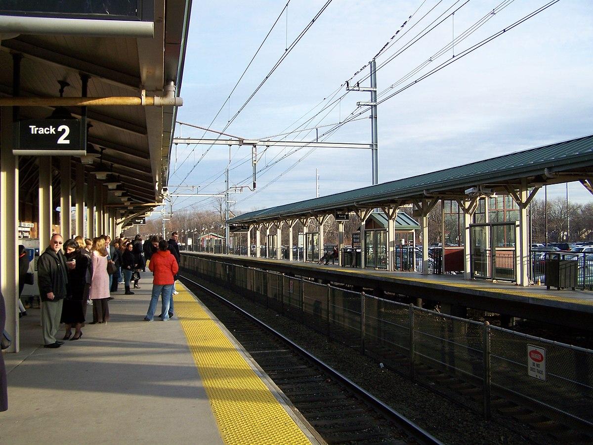 Aberdeen-Matawan station - Wikipedia