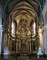 Abside du Saint-Suaire - cathédrale Saint-Jean de Besançon.JPG