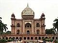 Abul Mansur Mirza Muhammad Muqim Ali Khan's tomb, Safdar Jang Road, New Delhi.jpg