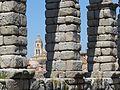 Acueducto de Segovia, primavera de 2016 46.JPG