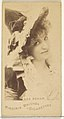 Ada Rehan, from the Actors and Actresses series (N45, Type 1) for Virginia Brights Cigarettes MET DP829869.jpg