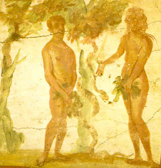 Adam & Eve 01, From WikimediaPhotos