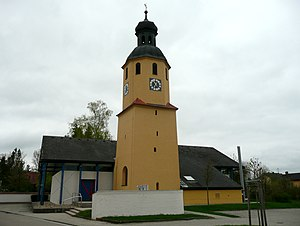 Adelschlag - Church